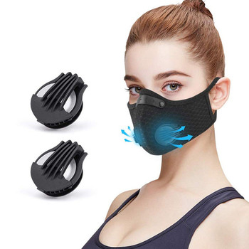 Dust-proof Cycling Face Mask Activated Carbon PM2.5 Outdoor Bicycle Bike Sport Training Mask Unisex Protection Face Mask