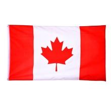 Flaglink 3x5fts 90*150 см CA CAN кленовый лист Канада Национальный флаг Канады