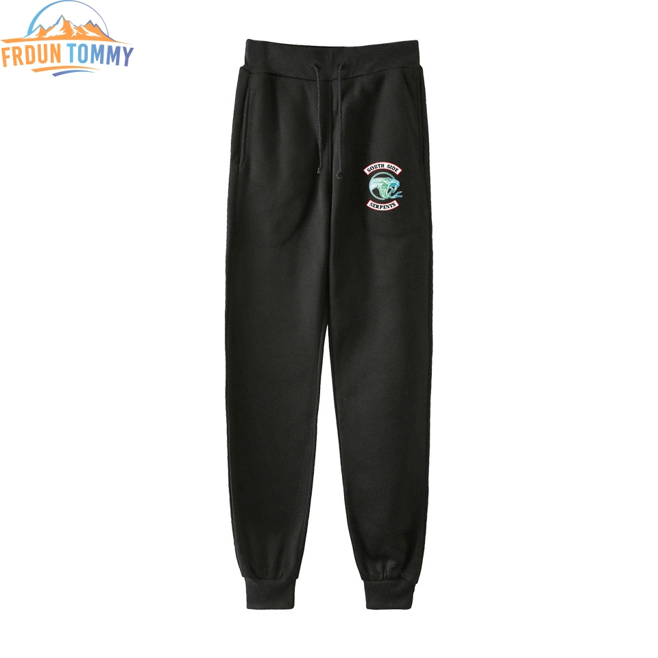New Style Riverdale Printing Pants  High Quality Jogging Sports Pants 2019 Hot Sale Trousers Fashion Comfortable Casual Pants