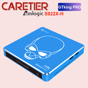 Image 3 - Beelink GT King Pro Android 9.0 Smart TV BOX 4GB 64GB Amlogic S922X H BT 4.1 2.4GHz+5.8GHz Hi Fi Lossless Sound TV BOX In Stock