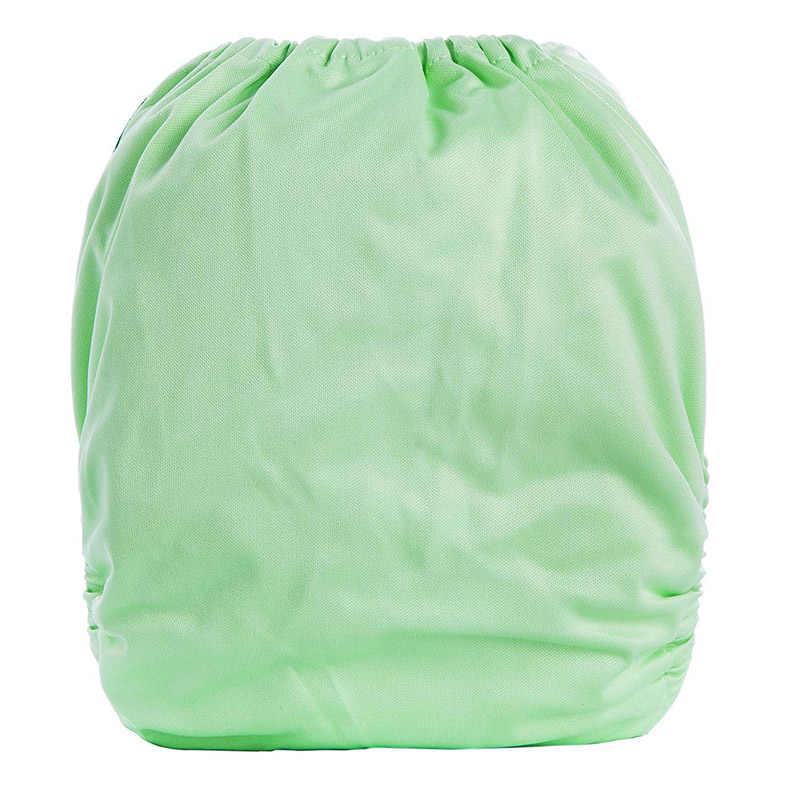 재사용 가능한 기저귀 모두 하나의 플라스틱 기저귀 바지 재사용 기저귀 및 pul 기저귀 원단 a25