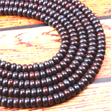 Crimson Natural Gem 4X6/5X8MM Abacus Bead Spacer Bead Wheel Bead Accessory For Jewelry Making Diy Bracelet Necklace