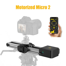 Camera-Rail-Slider Track-Dolly Zeapon Motorized Micro-2 Electric-Motor DSLR for Payload