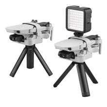 DJI Mavic Mini/Mavic Mini 2 el kavrama Tripod Gimbal el PTZ sabitleyici eylem kamera tutucu Tripod aksesuarları