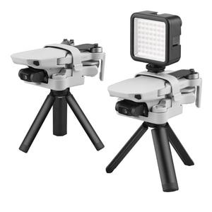 Image 1 - DJI Mavic Mini/Mavic Mini 2 el kavrama Tripod Gimbal el PTZ sabitleyici eylem kamera tutucu Tripod aksesuarları