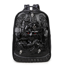 Fashion Thicken Leather Laptop Backpacks Men Women School Backpacks Male Travel bag big Backpack Large capacity bags Berchirly cheap Embossing Unisex Softback 20-35 Litre Interior Slot Pocket Cell Phone Pocket Interior Zipper Pocket Interior Compartment