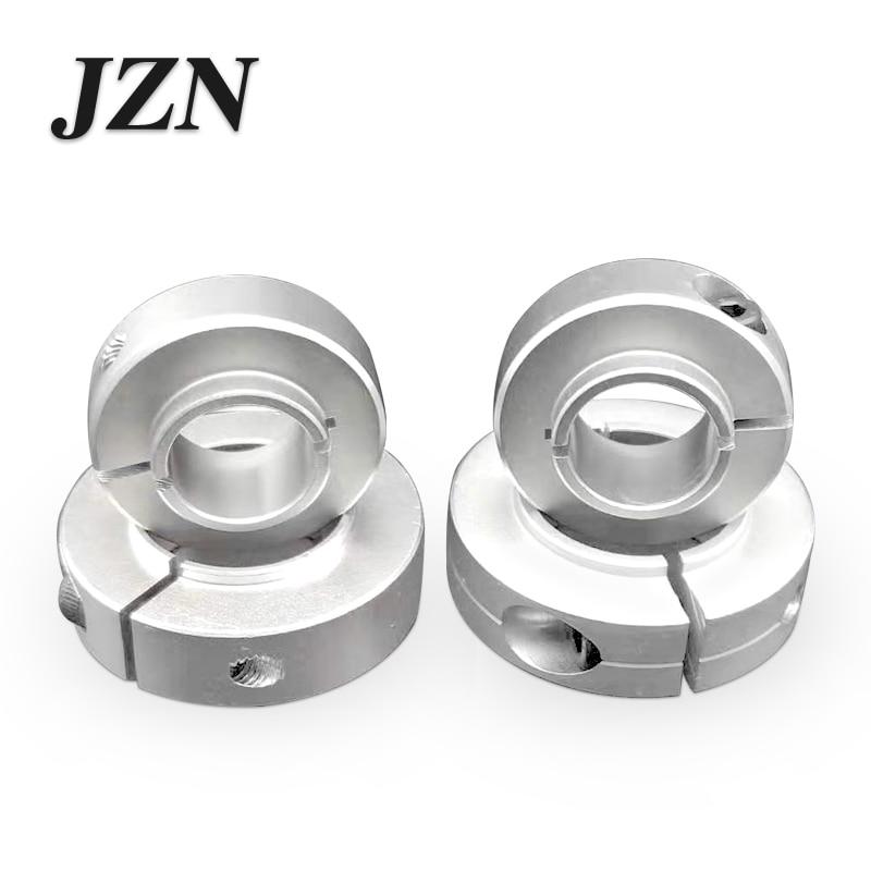 Bullet Retaining Ring Open Bearing Retaining Ring With Step Optical Axis Clamping Ring SCSBN Bushing Collar