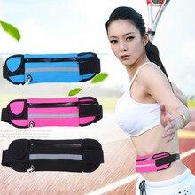 Coque de téléphone étanche housse sur la main sport taille sac pour Samsung Note 10 8 Pro Xiao mi A3 ceinture pochette Mobile course Gym bras