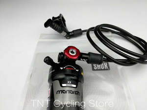 Image 5 - אחורי הלם Monarch XX אופני אחורי השעיה ROCKSHOX 165*38mm