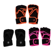 Weight Lifting Gloves Fitness Gloves With Wrist Wrap Support Sports Training