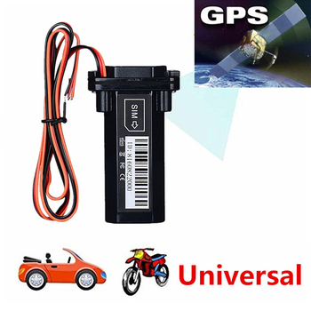 Mini Waterproof Car GPS Tracker Builtin Battery Tracking Device For Car Motorcycle Vehicle Device With Online Tracking Software image