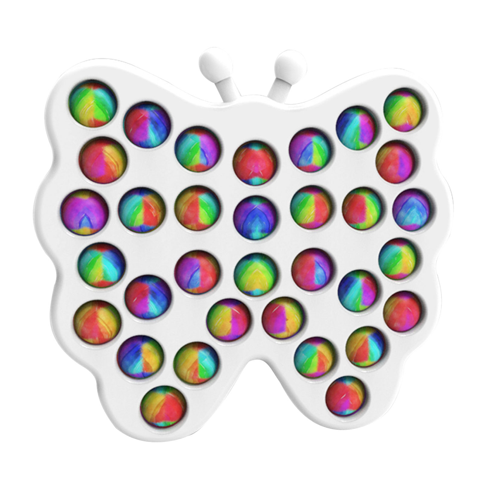 Push Bubble Sensory Fidget Toy Autism Needs Squishy Stress Reliever Toys Adult Kid Funny Anti-stress Reliver Stress img3