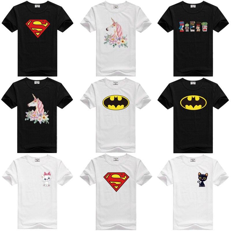DMDM PIG Детская футболка с короткими рукавами для Одежда для мальчиков и девочек; Одежда для детей; Футболка Размеры на возраст 2, 3, 4, 5, 6, 7, 8, 9, 10, ...
