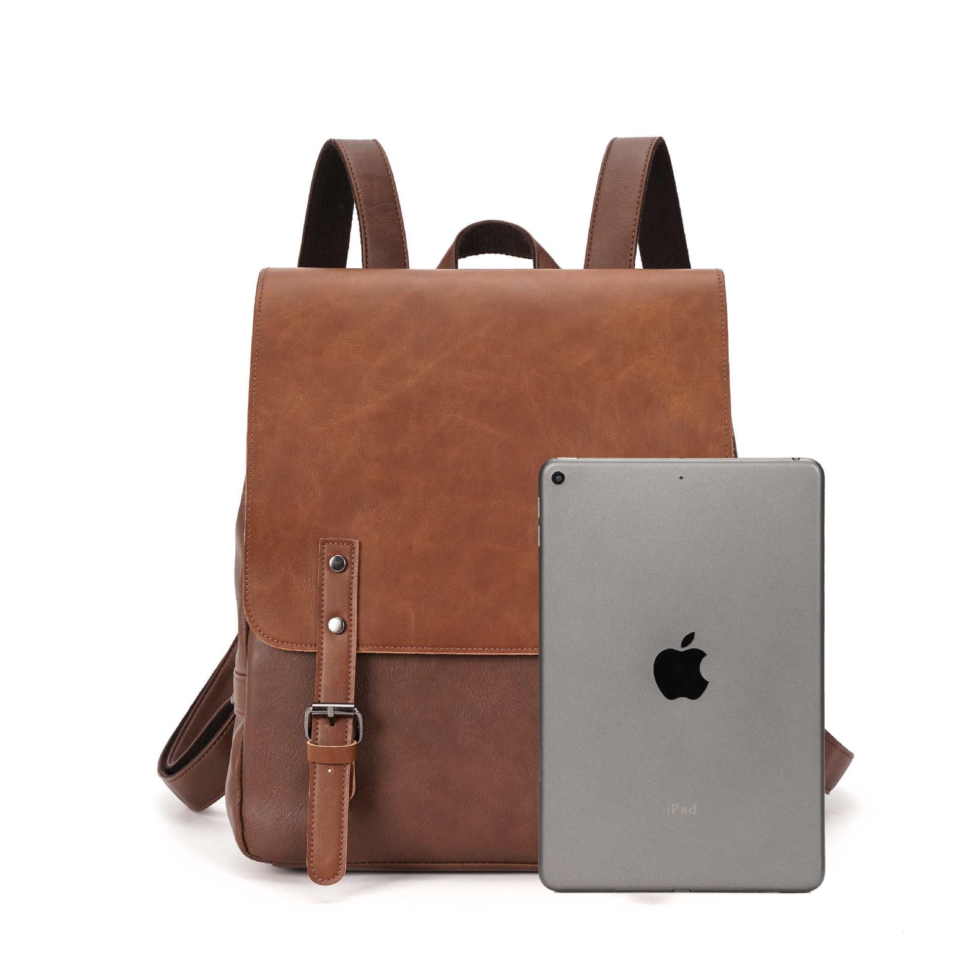 mochila saco de escola estilo popular laranja