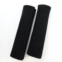 1 пара автомобильный ремень колодки ремни безопасности плечевой ремень обратно воздушные подушки для упаковки чехлов для детей NJ88
