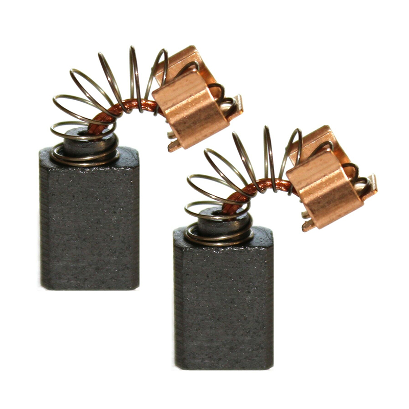 1Pair 15mm Carbon Brush Power Tool Electric Spring Carbon Brush For Electric Grinder CB-419 HR2450/HR2440/HR2410/HR2430/A5