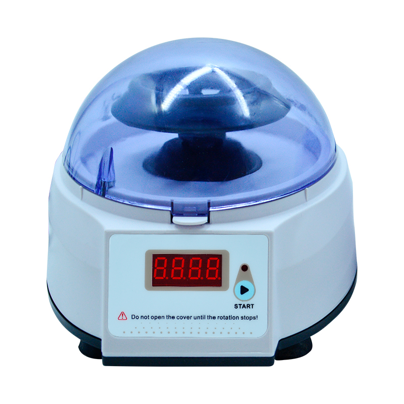 Lab Mini-Centrifuges Mini Palm Centrifuge 4000rpm~8000rpm PCR Rotor Or Angular Rotor Medical Cosmetology Centrifuge