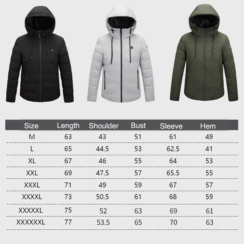 inverno caminhadas jaquetas para roupas de esqui M-6XL