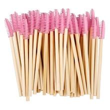 Brushes-Set Applicator Mascara-Wand Eyebrow-Brush Eye-Lashes Spoolers Makeup-Tools Cosmetic