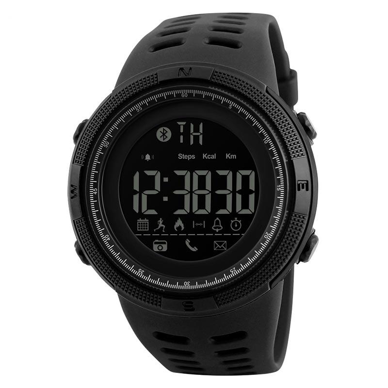 New Simple Waterproof Smart Sports Watch Multifunctions Fashion Casual Digital Men Women Casual Clock Alarm Couple Wristwatch