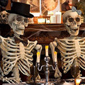 Poseable Full Life Size Halloween Decoration Party Prop New Halloween Skeleton Holiday DIY Decorations SEP9