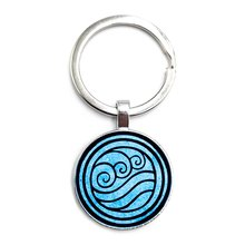 2020 new avatar the last airbender keychain kingdom jewelry