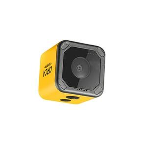 Caddx Orca 4K HD Запись Мини FPV камера с углом обзора 160 градусов WiFi анти-встряхивание DVR Экшн Спортивная камера для наружного RC гоночного дрона