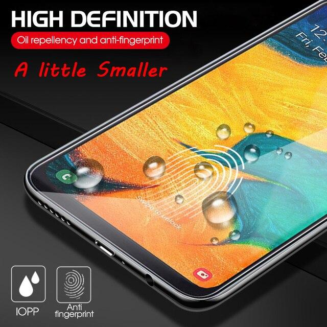 9H Tempered Glass for Samsung A50 A40 A30 A20e A10 A20 Screen Protector for Samsung Galaxy A51 A71 A70 A21S M51 M31 M21 A31 A11 5