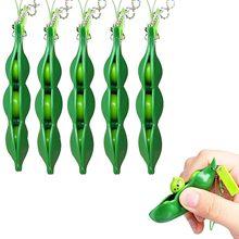 Aprieta de alivio de estrés Fidget de Squishies juguetes llavero mejorar juguete para los niños regalo de Navidad de cumpleaños de juguetes de alivio