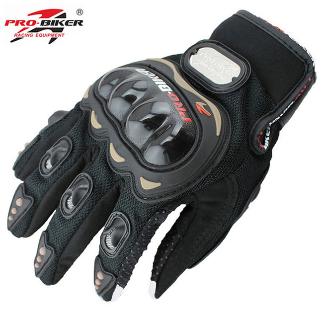 PRO Biker Motorcycle Gloves Moto Luva Motocross Breathable Racing Gloves Motorbike Bicycle cycling Riding Glove For  Men Women 4