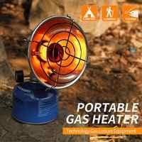 Gas Heizung Feuer Brennen Ahorn Zelt Heizung Elektronische Camping Gas Heizung Wärmer Heizung Herd Winter Camping Liefert