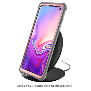 Image 5 - For Samsung Galaxy S10 Case 6.1 inch i Blason Ares Full Body Rugged Clear Bumper Cover WITHOUT Built in Screen Protector