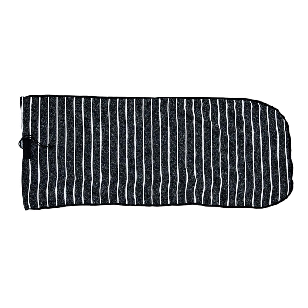Knee Board Bags Surfboard Sock Cover Longboard Stretch Protective Bag