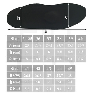 Image 5 - 5D High quality Strong orthotic insole for Flat Feet high Arch Support orthopedic shoes sole Insoles for men and women OX Leg