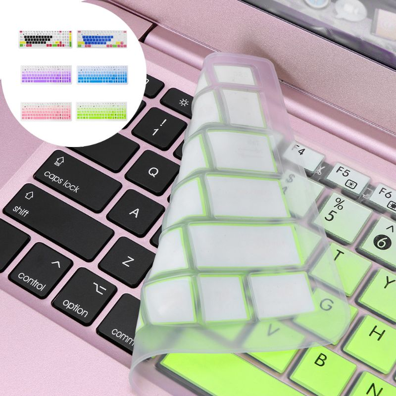 Keyboard Cover Keypad Film Skin Protector Notebook Silicone Protection for Asus K50 Laptop Accessory
