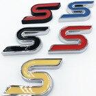 1pcs 3D zinc alloy S...
