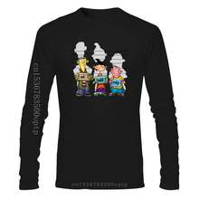 CARTOON Ed, Edd n Eddy V2 Danny Antonucci 1999 T-Shirt (WHITE) All sizes S-3XL Loose Size Tops Tee Shirt