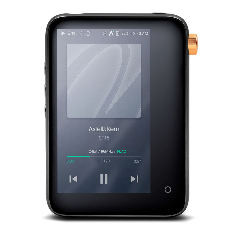 IRIVER Astell&Kern CT15 16G MP3 Layer Lossless Music Player High Resolution Portable HiFi Player WiFi Bluetooth Supports MQA