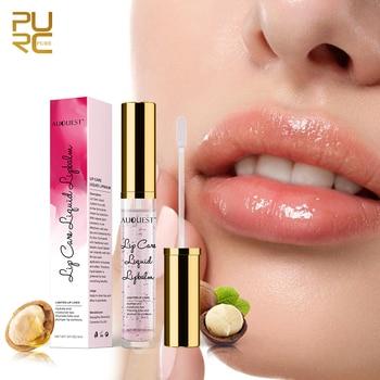 Lip Balm Hyaluronic Acid Rose Moisturizing Natural Smoothing Lip Lines Long-lasting Nourishing Lip Care Vitamin E mineral Oil недорого