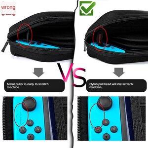 Image 5 - Vogek worek do przechowywania Nintend przełącznik do nintendo Case trwała sakiewka Case na przełącznik do nintendo akcesoria do gier skrzynki pokrywa