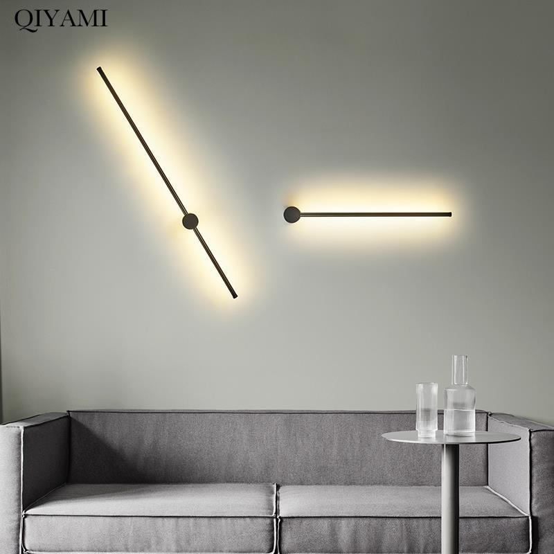Светодиодный настенный светильник для зала, кухни, гостиной, спальни