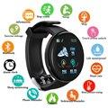 Doolnng Bluetooth Smart Uhr Männer Blutdruck Runde Smartwatch Frauen Uhr Wasserdicht Sport Tracker WhatsApp Für Android Ios