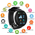 Doolnng Bluetooth Smart Watch Men Blood Pressure Round Smartwatch Women Watch Waterproof Sport Tracker WhatsApp For Android Ios