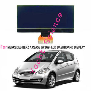 Instrument-Cluster DASHBOARD SPEEDOMETER Lcd-Display Class-W169 W245 MERCEDES FOR Class-w169/W245/Lcd-display/..