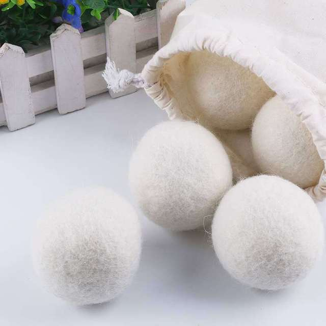 Wool Dryer Balls 6pcs/pack