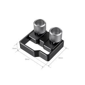 Image 2 - SmallRig BMPCC 4 K / BMPCC 6K accesorios pinza para cámaras HDMI y USB C Cable Abrazadera para cámara 4 K BMPCC SmallRig 2254 / 2203 Cage 2246