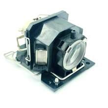Dt00821 substituição compatível lâmpada com habitação para CP-X264 CP-X3 CP-X5 CP-X3W CP-X5W projetor