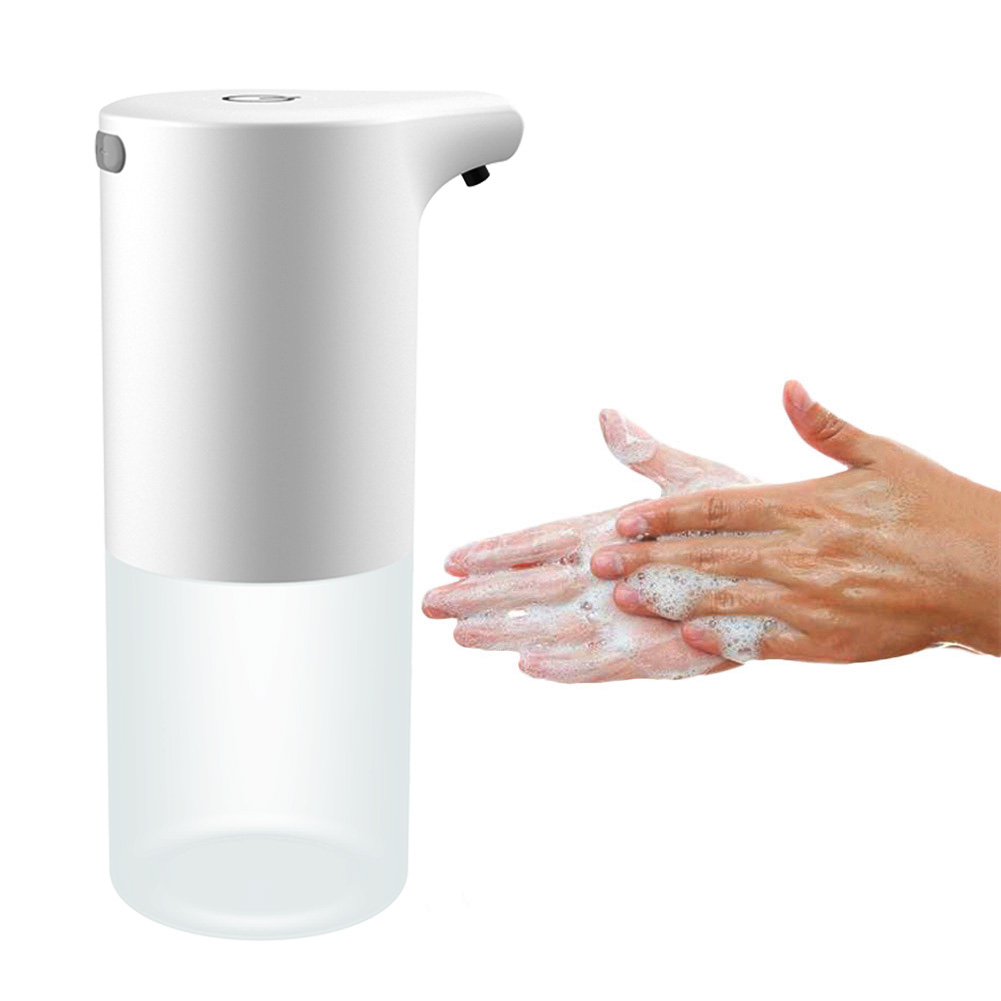 350 мл бесконтактный диспенсер для мыла с usb зарядкой, умный датчик, пенная машина с инфракрасным датчиком, диспенсер для мыла с пеной|Дозаторы жидкого мыла|   | АлиЭкспресс