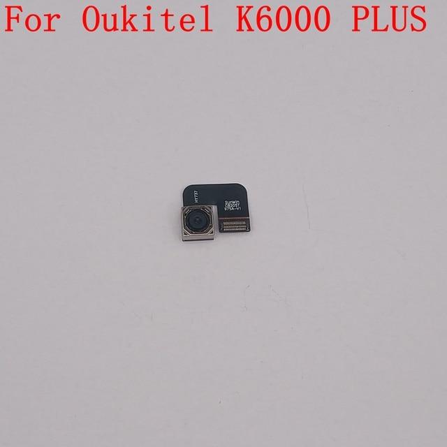 Oukitel K6000 PLUS Verwendet Zurück Kamera Hinten Kamera 16.0MP Modul Für Oukitel K6000 Plus Reparatur Befestigung Teil Ersatz