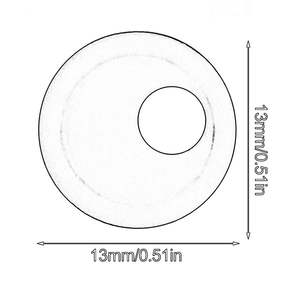 3PCS/SET Durable Mini WebCam Cover Shutter Magnet Slider Plastic Camera Cover For Web Laptop PC Tablet Privacy